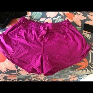 Lululemon Hotty Toddy Shorts